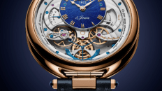 BOVET Virtuoso V Jumping Hours blanco