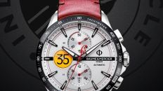 CLIFTON Reloj guinda Clifton Club Indian BAUME ET MERCIER KLOKKER