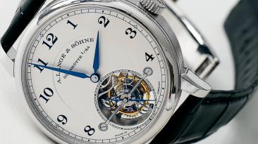 reloj-manecillas-azules Lange Sohne
