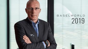 Michel Loris Baselworld Director General