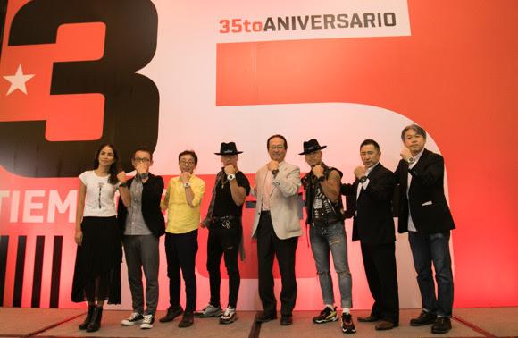 35 Aniversario Gshock en Cancún