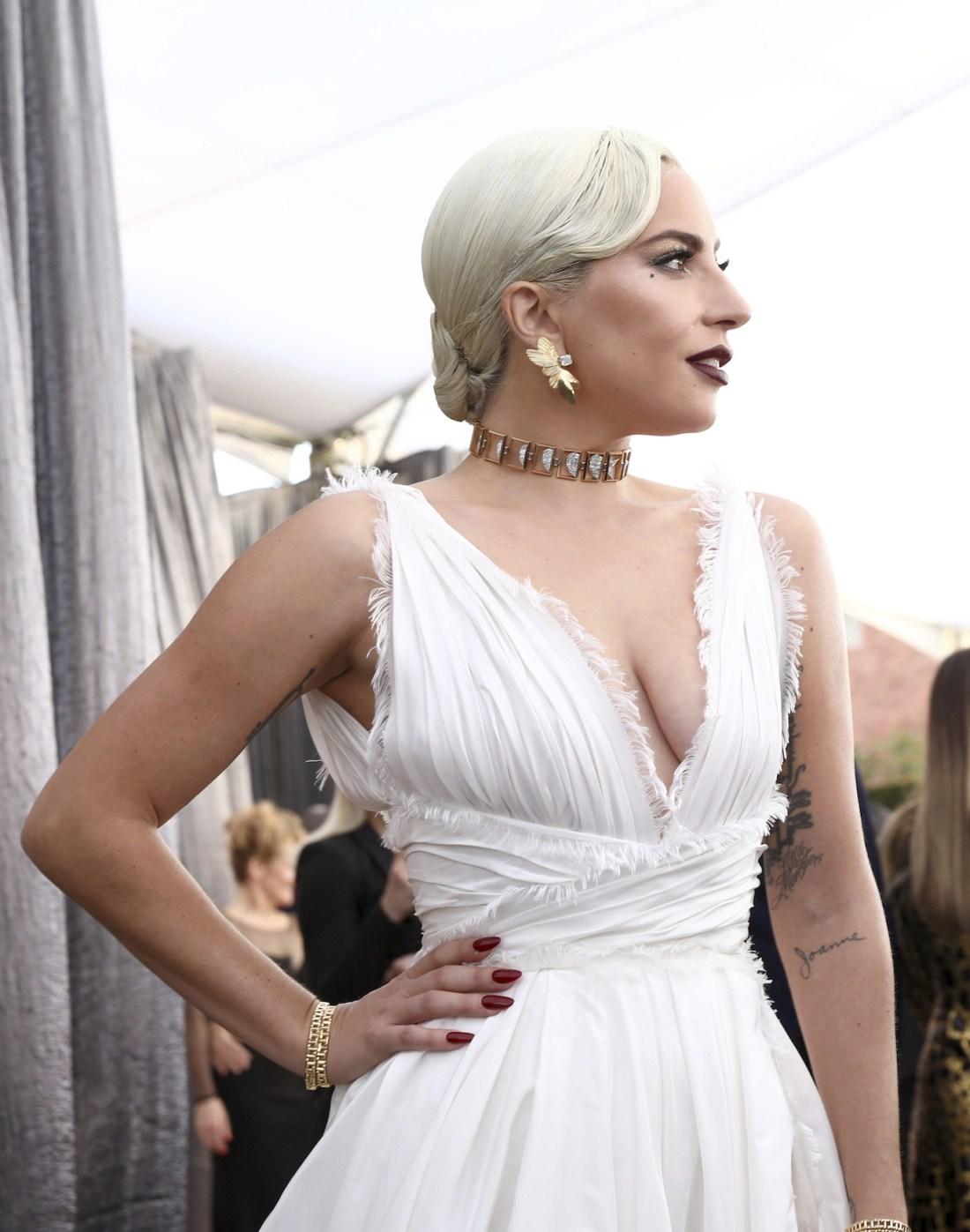 SAG Awards Lady Gaga