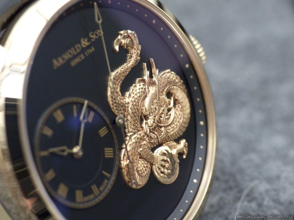 Watch Collecting Lifestyle Arnold and son