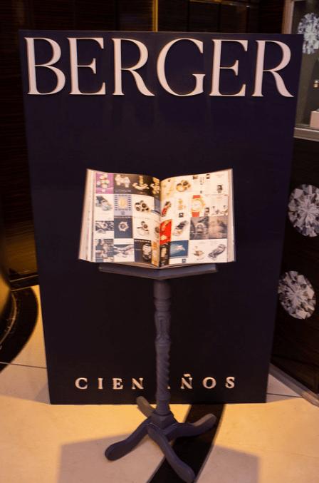 Berger Cien Años