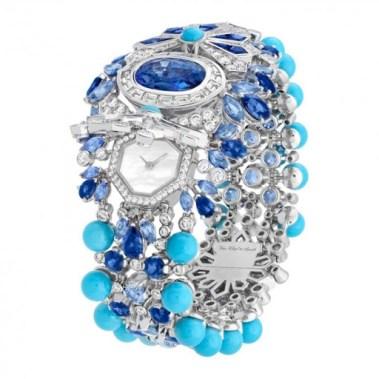 Jardin de Glace Secret watch de Van Cleef & Arpels