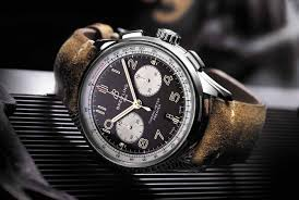 Premier B01 Chronograph Norton Edition