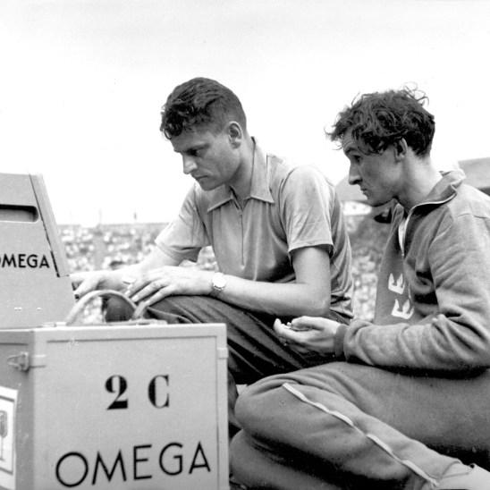 1948 OMEGA Juegos olímpicos