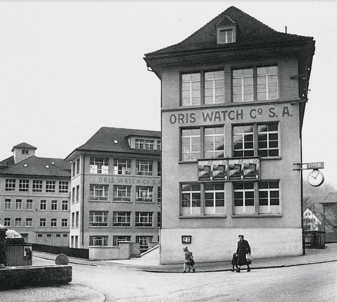 ORIS Hölstein Edition