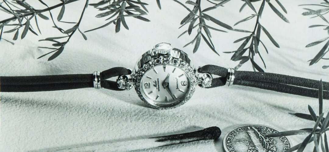 Historia relojes MIDO