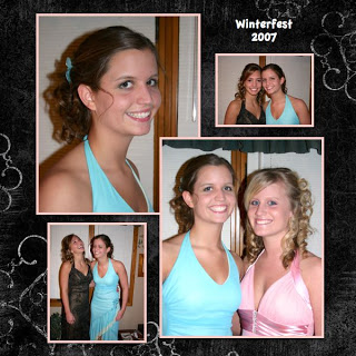 More DIGITAL SCRAPBOOKING Pages