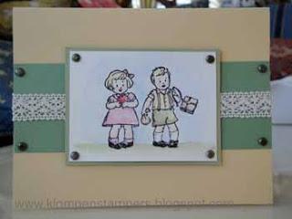 GREETING CARD KIDS