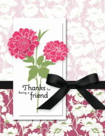 Another MDS Card using FABulous Florets