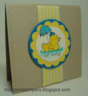 Stampin' Up! EASY EVENTS = EASY CARDS!!!