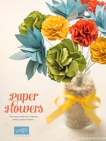 Paper Flowers are EVERYWHERE
