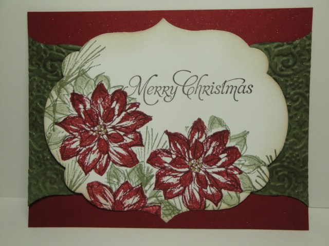 Day #24:  30 Days of Christmas Cards!