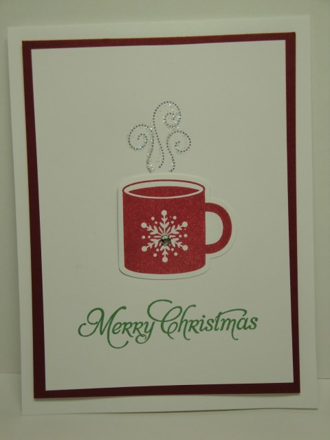 Day #29:  30 Days of Christmas Cards!