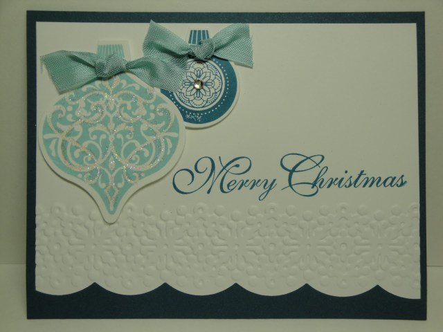 Day #30:  30 Days of Christmas Cards!