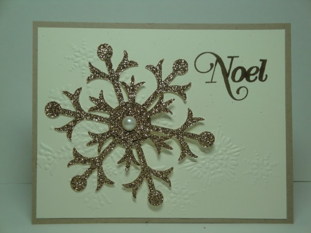 """More """"Quick & Easy"""" Christmas Cards"""