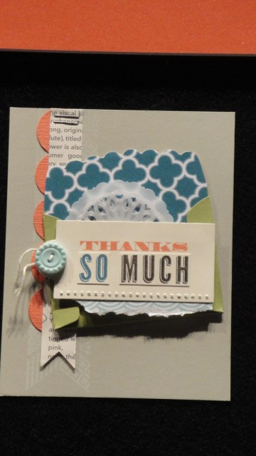 Stampin' Up OH, HELLO–greetings from Orlando
