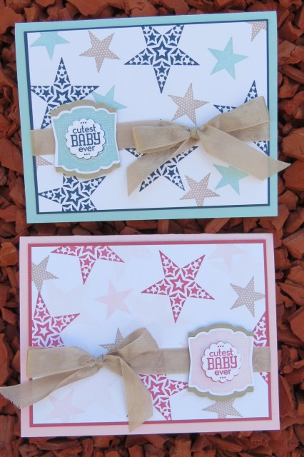 Quick & Easy Baby Cards