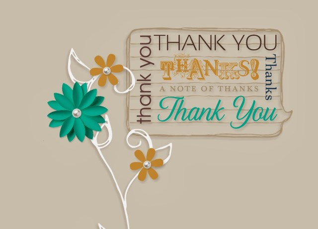 Stock Up On THANK YOU Cards