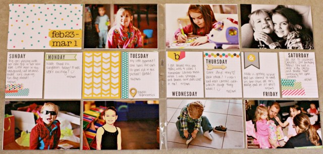 Project Life w/ Kim