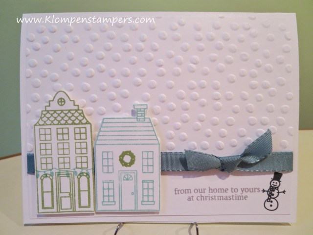 Holiday Home Set is SO FUN!