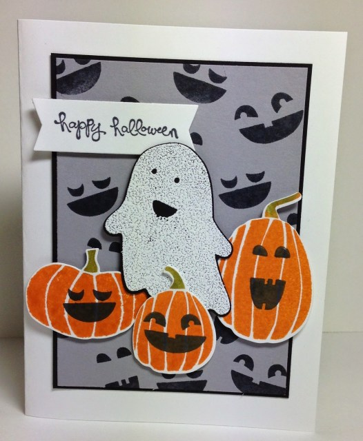 Happy Halloween (Early!)