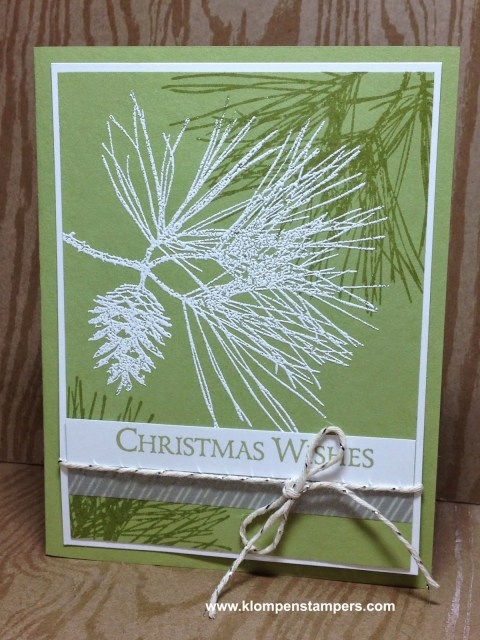 Fast & Easy Christmas Cards