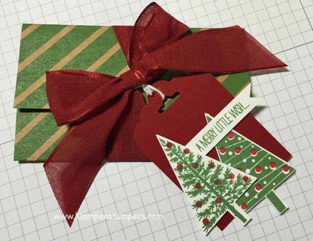 Here's Another Gift Card Holder Idea