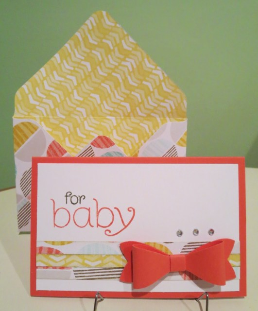 Need a BABY Card???