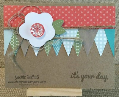 Different Ideas for the June Paper Pumpkin Kit