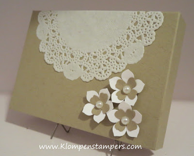 Use The Envelope Punch Board to Make Boxes