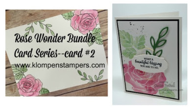 Rose Wonder Card Series–Card #2