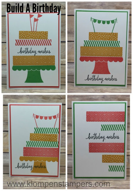 Quick & Easy Birthday Cards