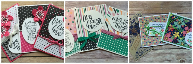 So Many Awesome New Stampin' Up! Papers!