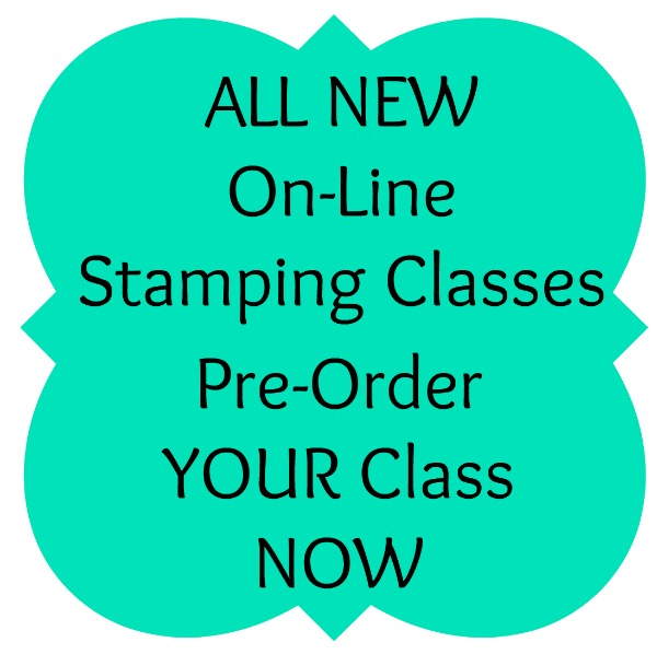 Register NOW For New On-Line Stamping Classes