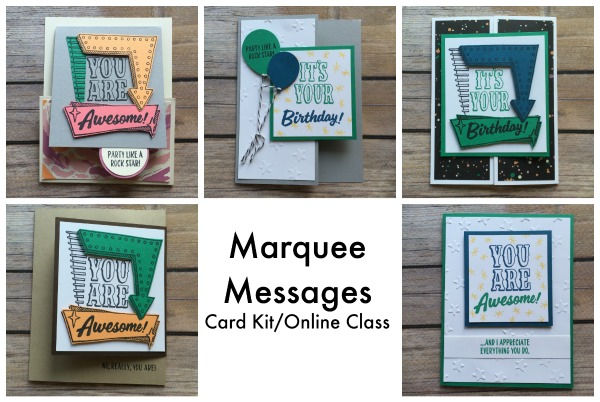 Last Day To Get June On-Line Stampin' Classes