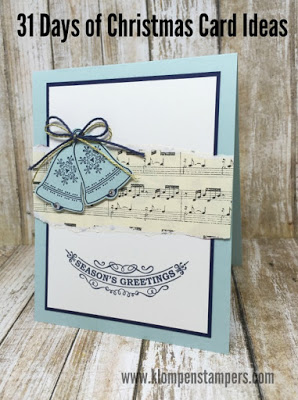 31 Days of Christmas Cards – Day #16