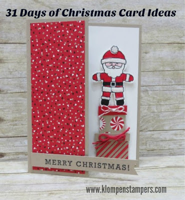 31 Days of Christmas Cards – Day #7
