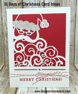 31 Days of Christmas Cards – Day #29