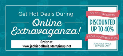 BIG Stampin' Up! Sale Starts Today!!!!