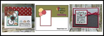 New Fun Sketch + 2 Cute Card Ideas
