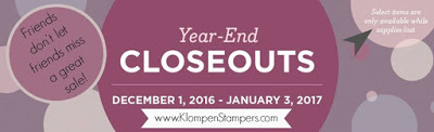Year End Closeouts–Don't Miss Out (+FREE Gift)