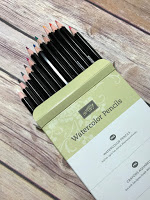 How Would You Like Some FREE Watercolor Pencils?