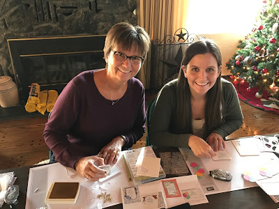 Stamping With Daughters Is The Best
