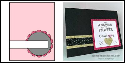 New Sketch Idea + Cute Sample Card