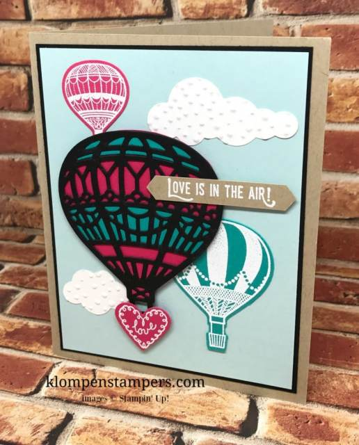Watch It Wednesday–How I Made This Card