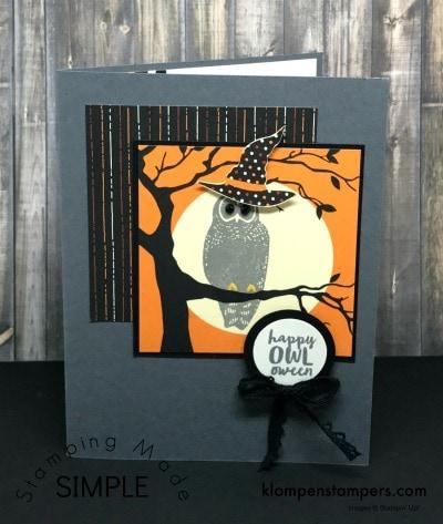 Spooky Cat – Happy OWLoween