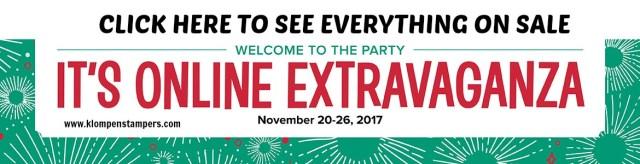 Online Extravaganza Sale